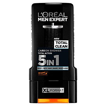 L'OREAL MEN EXPERT - gel de banho Total Clean 300ml