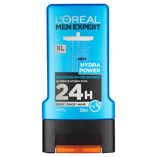 L'OREAL MEN EXPERT - gel de banho Hydra Power 300ml