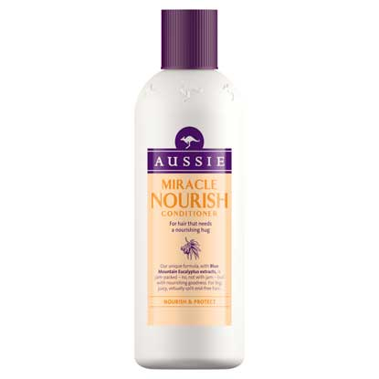 AUSSIE - condicionador Miracle Nourish 250 ml
