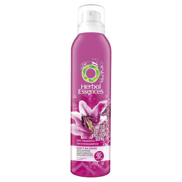HERBAL ESSENCES - champô seco Party Refresh 180ml
