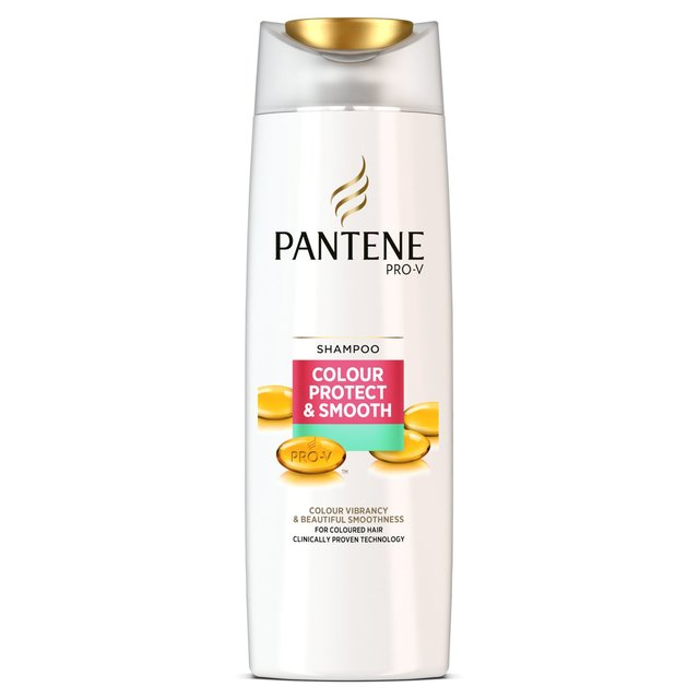 PANTENE - champô Colour Protect&Smooth 250ml