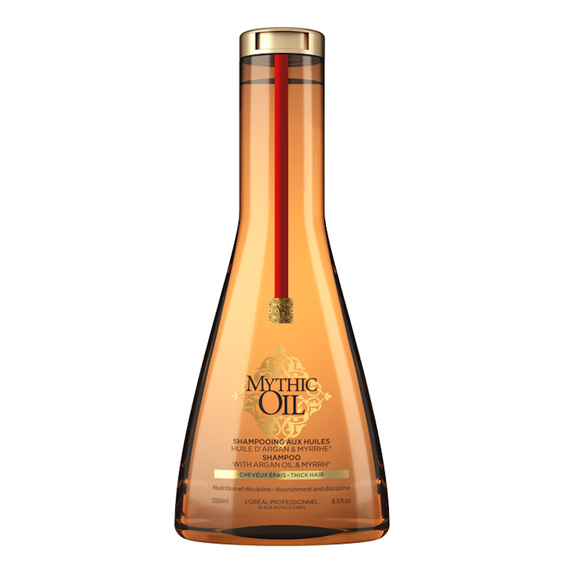 L'OREAL PROFISSIONAL - Shampoo Mythic Oil Cabelo Grosso 250ml