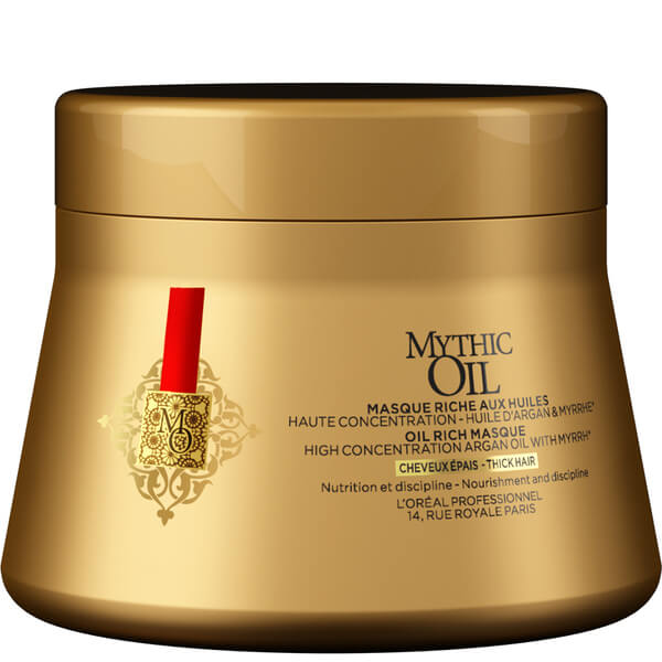 L'OREAL PROFISSIONAL - Mythic Oil Máscara Cabelo Grosso 200ml