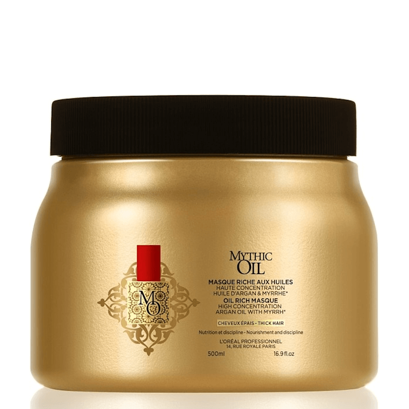 L'OREAL PROFISSIONAL - Mythic Oil Máscara Cabelo Grosso 500ml
