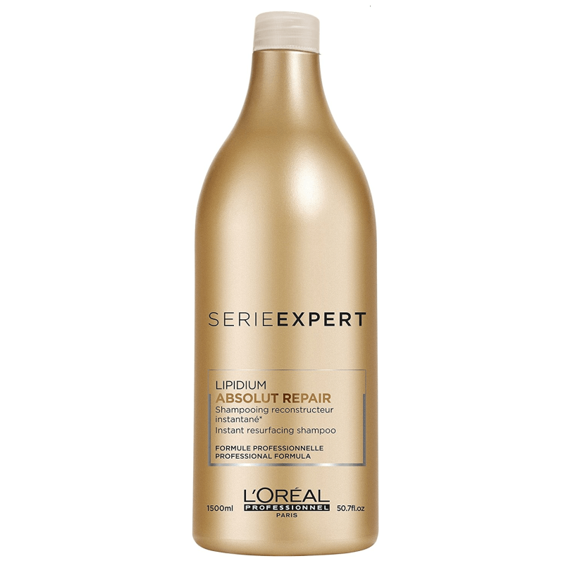 L'OREAL PROFISSIONAL - Shampoo Absolut Repair Gold 1500ml