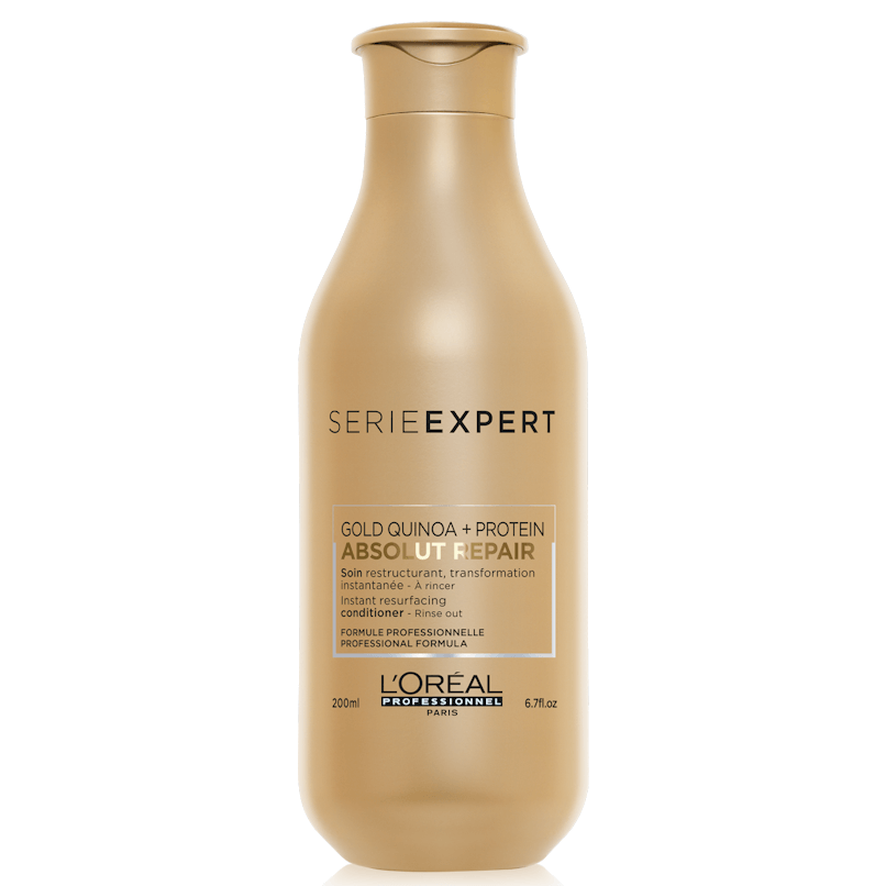 L'OREAL PROFISSIONAL - Condicionador Absolut Repair Gold 200ml