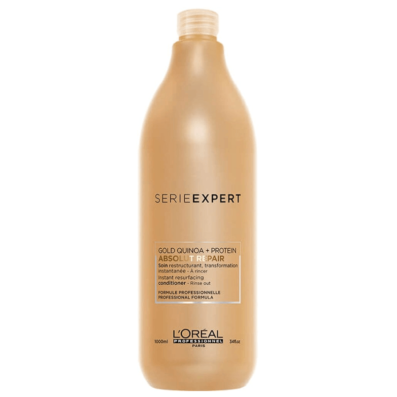 L'OREAL PROFISSIONAL - Condicionador Absolut Repair Gold 1000ml