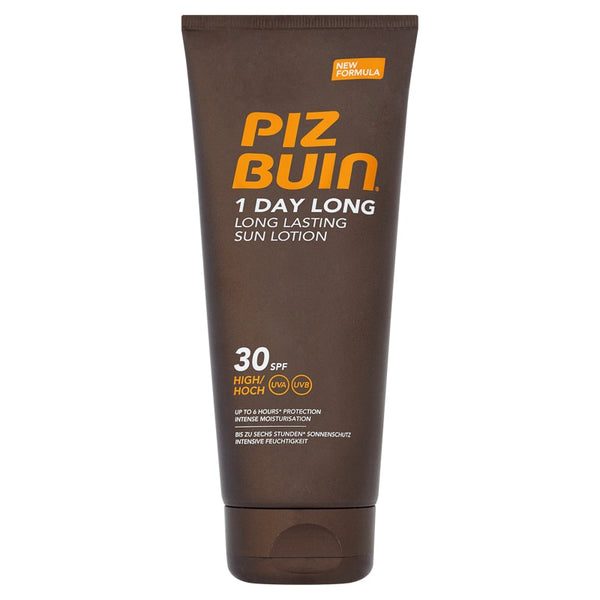 PIZ BUIN - 1 Day Long Lotion SPF30 100ml