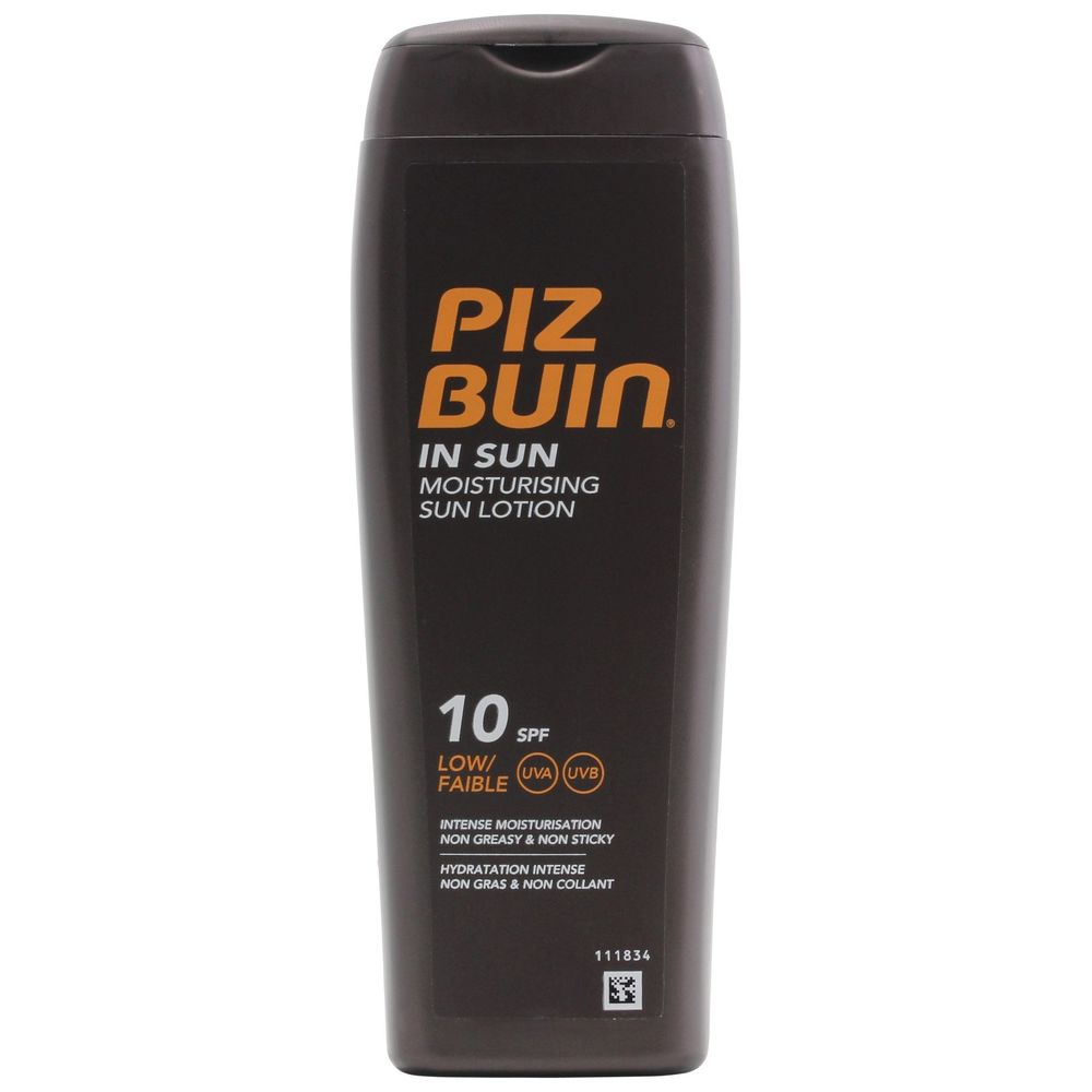 PIZ BUIN - In Sun Moisturising Lotion SPF10 200ml