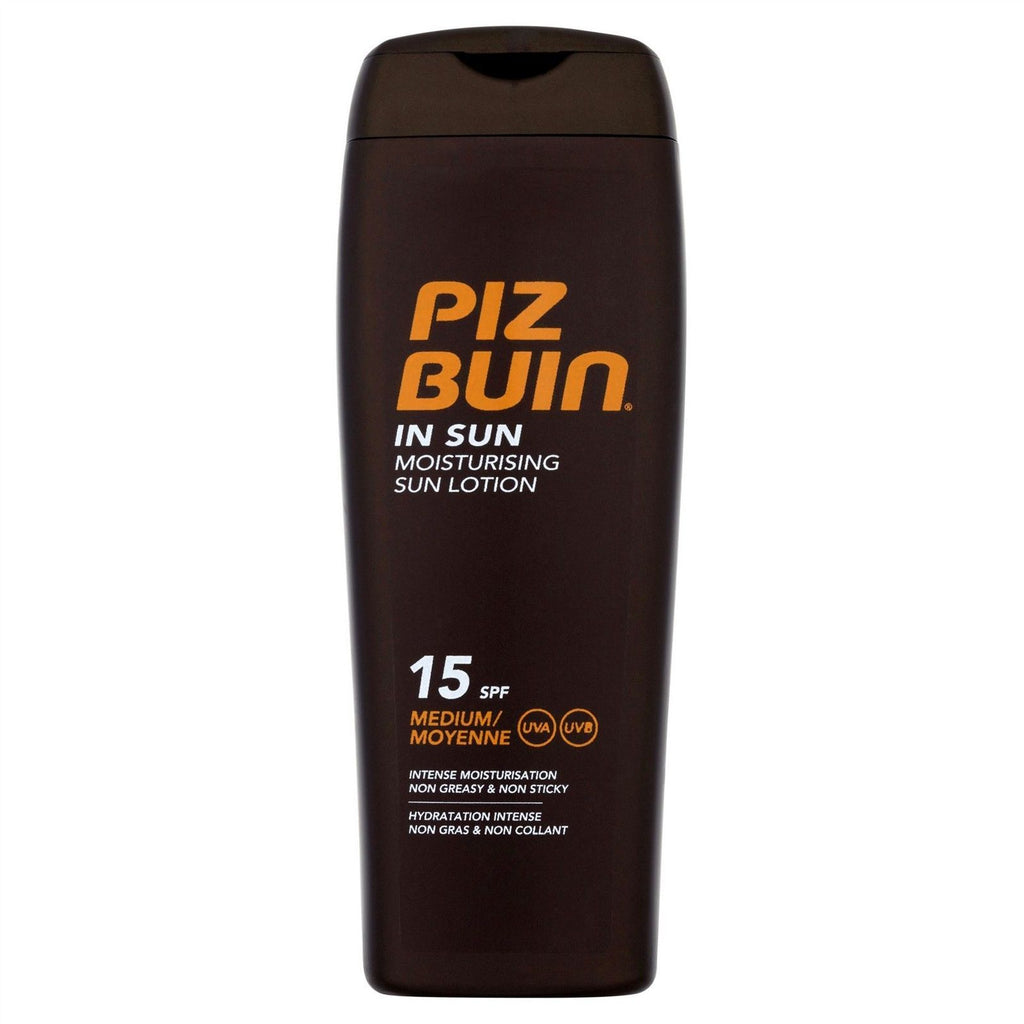 PIZ BUIN - In Sun Moisturising Lotion SPF15 200ml
