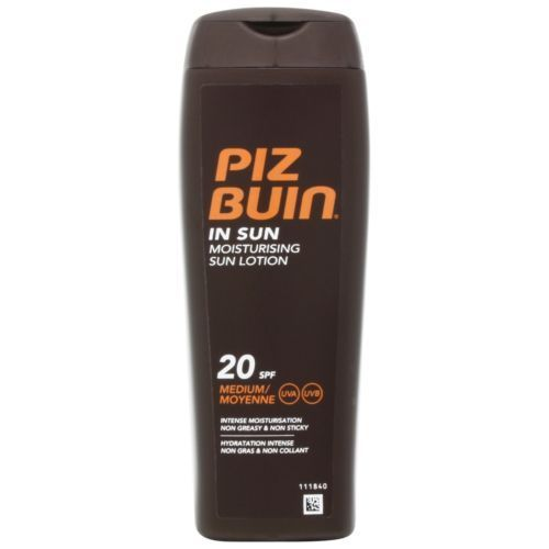 PIZ BUIN - In Sun Moisturising Lotion SPF20 200ml