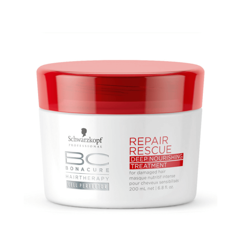 SCHWARZKOPF - BC Repair Rescue Deep Máscara de Nutrição Intensiva 200ml
