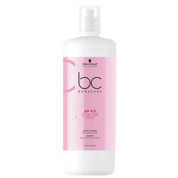 SCHWARZKOPF - BC Color Freeze Condicionador pH4,5 1000ml