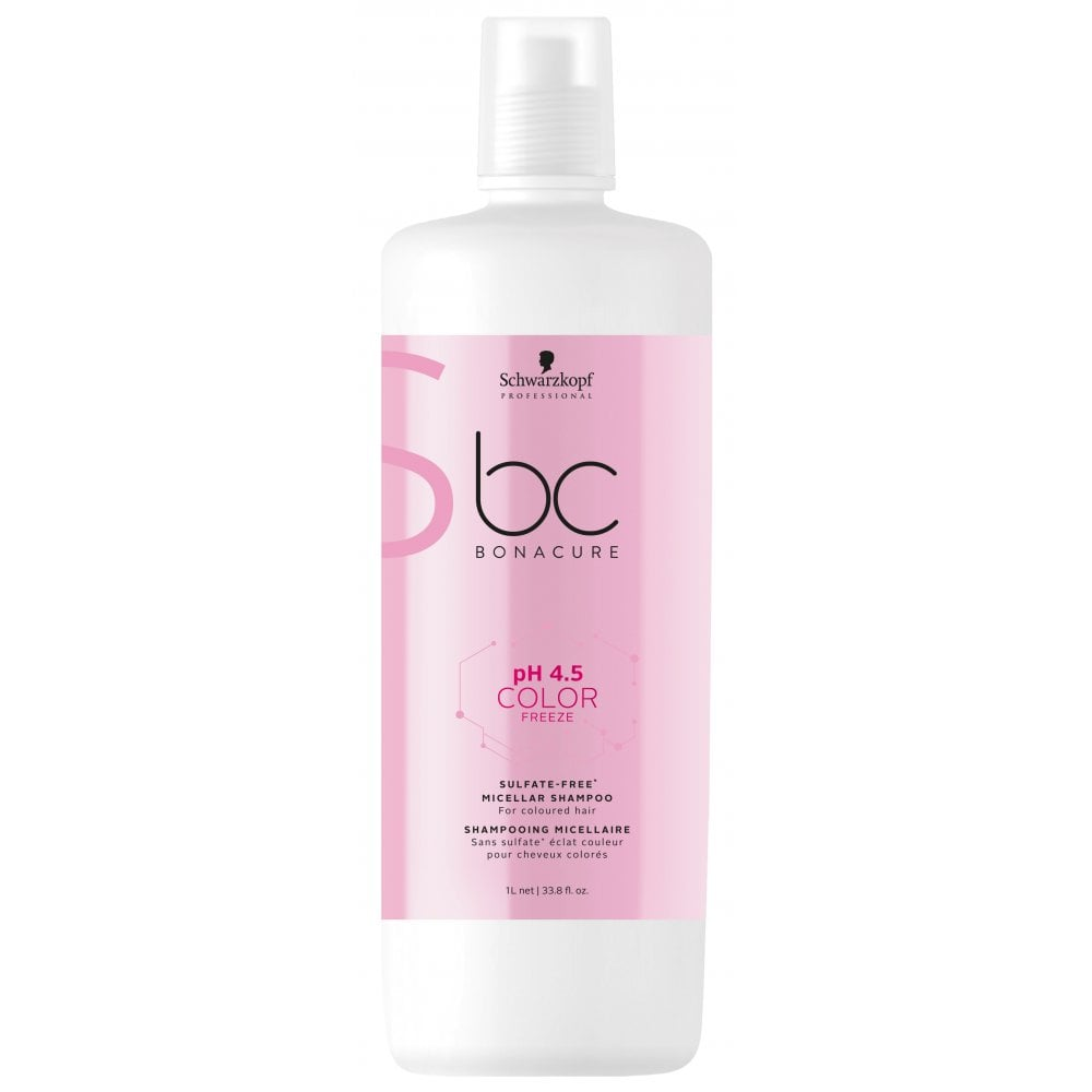 SCHWARZKOPF - BC Color Freeze Champô Sem Sulfatos 1000ml