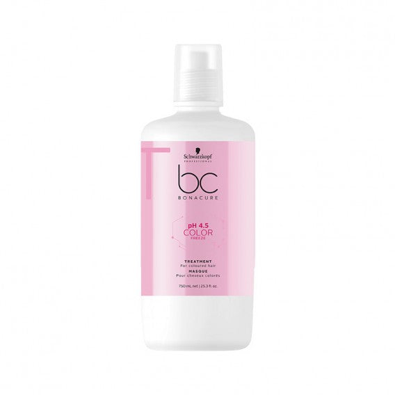 SCHWARZKOPF - BC Color Freeze pH4,5 Máscara 750ml