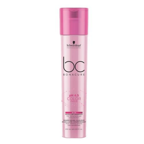 SCHWARZKOPF - BC Color Freeze Champô Micellar 250ml