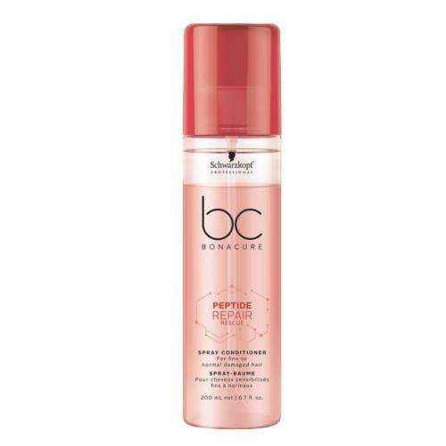SCHWARZKOPF - BC Repair Rescue Peptide Spray Condicionador 200ml