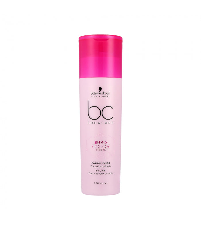 SCHWARZKOPF - BC Color Freeze Condicionador pH4,5 200ml