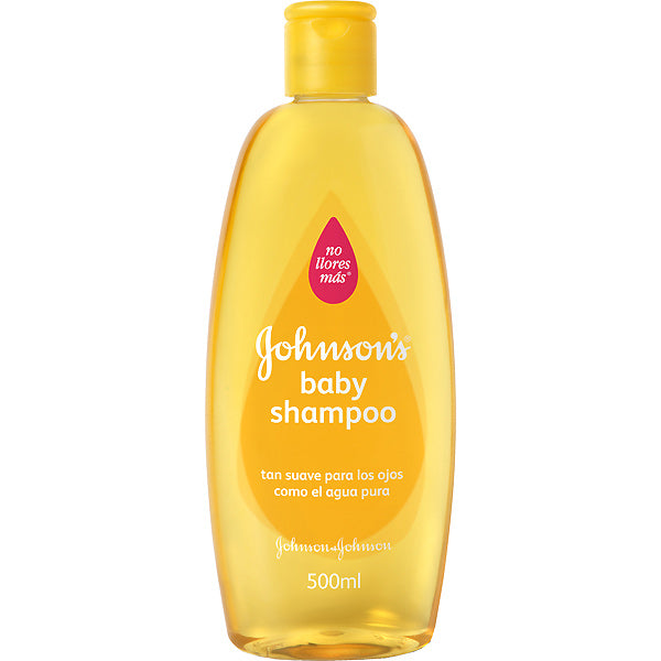 JOHNSON'S - champô para bébé 500ml