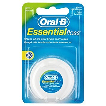 ORAL B - Essencial fio dental menta 50m