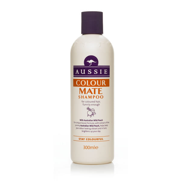 AUSSIE - champô Colour Mate 300 ml