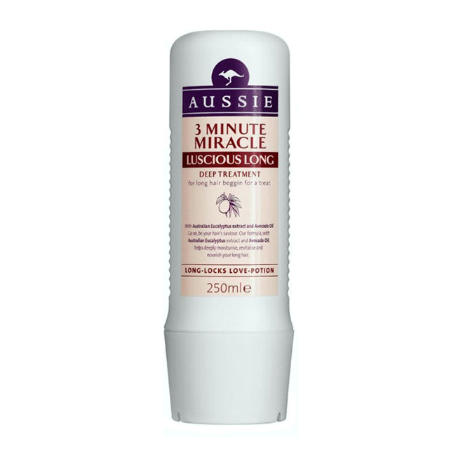 AUSSIE - condicionador 3 Minute Miracle 250ml