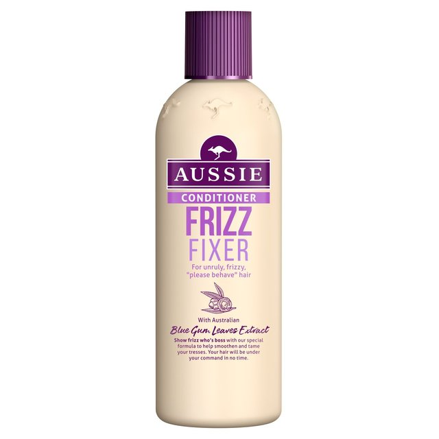 AUSSIE - condicionador Frizz Fixer 250 ml