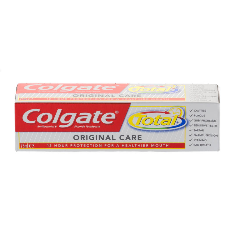 COLGATE TOTAL - pasta de dentes Original Care 75ml