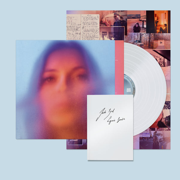 JADE BIRD - WHITE VINYL + DEMO CASSETTE OR LYRIC BOOK