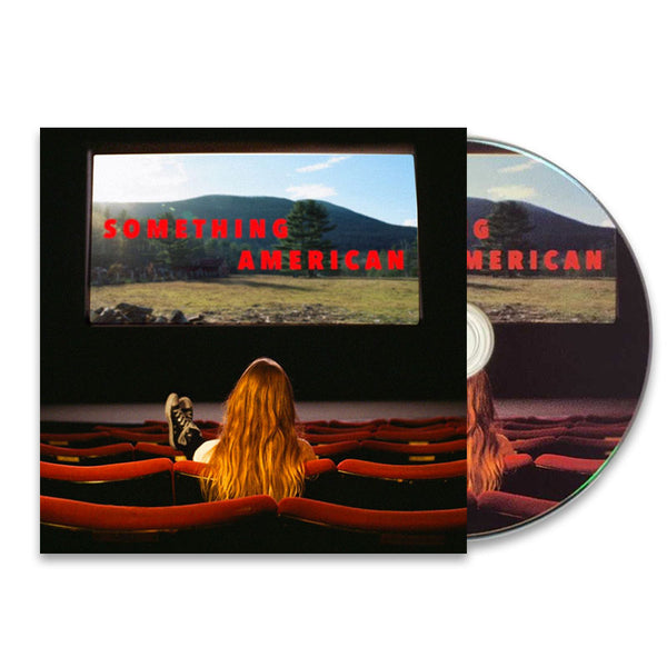 SOMETHING AMERICAN EP CD