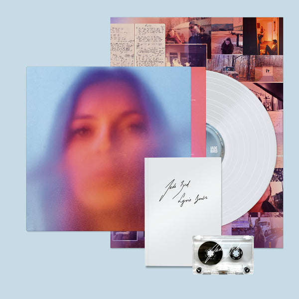 JADE BIRD - WHITE VINYL + DEMO CASSETTE + LYRIC BOOK