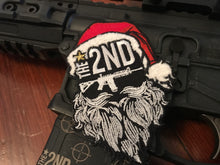 2nd Patriot Santa