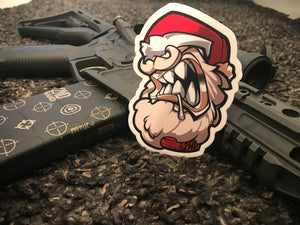 2nd round Santa round! 2pack sticker pack!