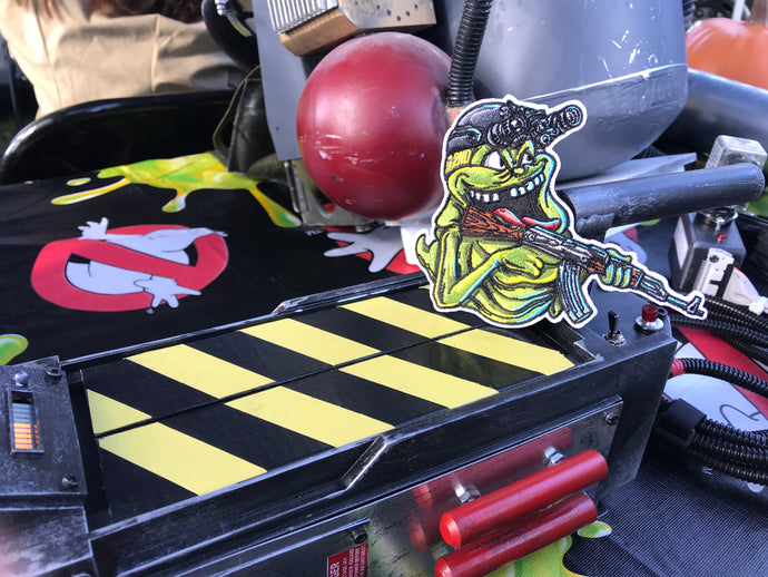 The 2nd Slimer 75 made no limit