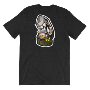 MAD DOG MATTIS 2nd ROUND back print  T-Shirt
