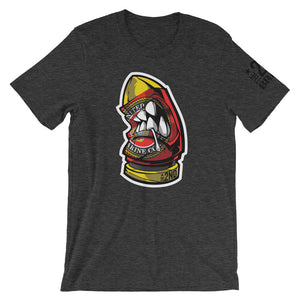 USMC 2nd ROUND  (FRONT print) T-Shirt