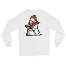 Frosty long sleeve back print
