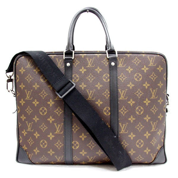 Louis Vuitton  / Porto Docman Voyage 2way bag