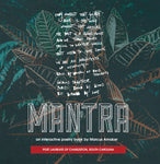 Mantra: an interactive poetry book (2015)