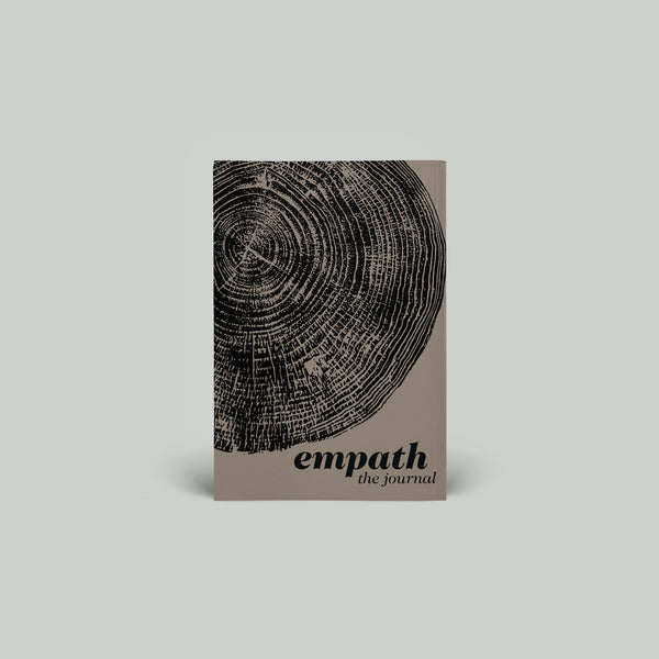 empath (custom journal, signed)