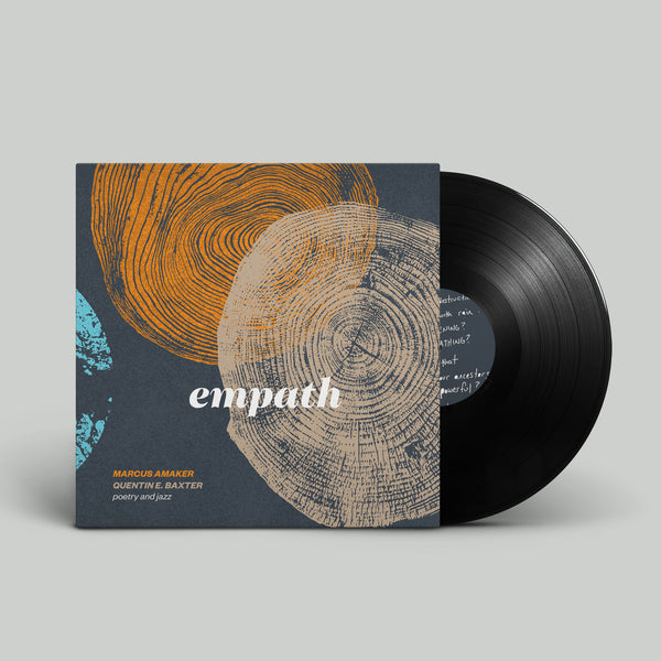 empath - VINYL (orange colored version!)