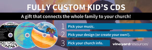 Kids Custom CDs