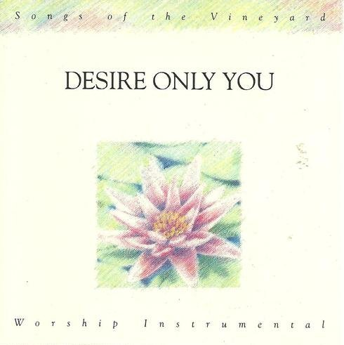 Worship Instrumental 4 – Desire Only You [MP3]