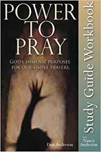 Power To Pray Study Guide