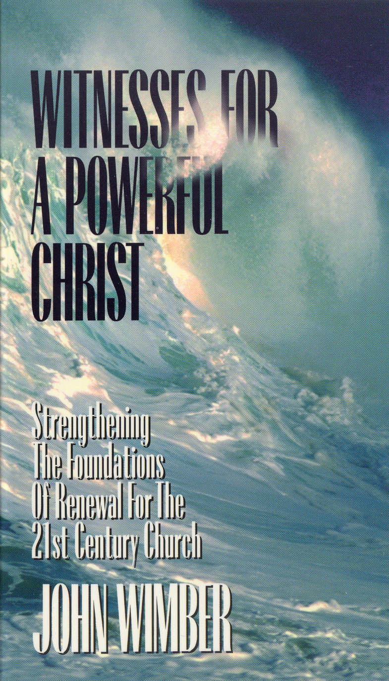 Witnesses For A Powerful Christ