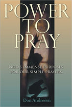 Power To Pray