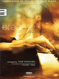 Breathe Piano [PDF Songbook]