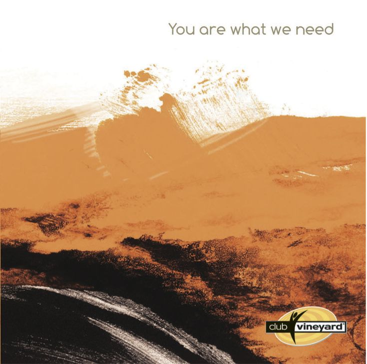 You Are What We Need [PDF Songbook]
