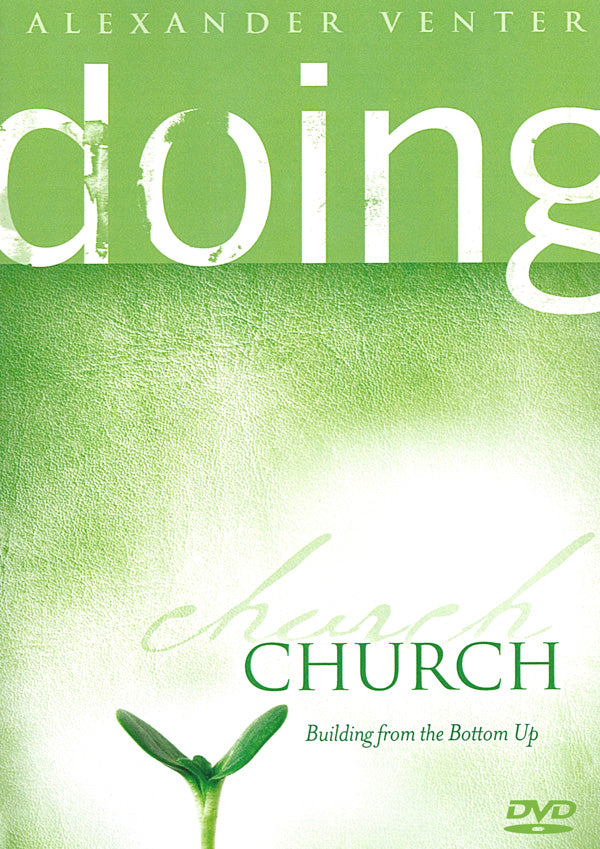 Doing Church DVD