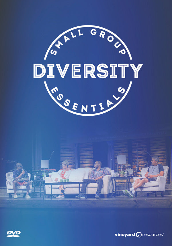 Small Group Essentials Diversity DVD
